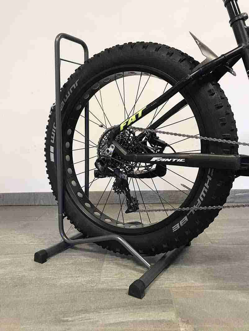 Cavalletto fat bike